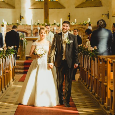Hochzeit Johanniterkirche Mirow